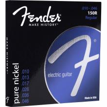 Original 150 Guitar Strings Pure Nickel Wound Ball End 150R 010046 Gauges Set Of 6