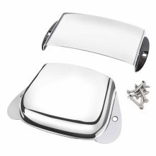 Pure Vintage Precision Bass Ashtray Cover Set Steelchrome