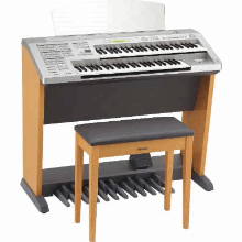 Organo Electone Stagea Mini