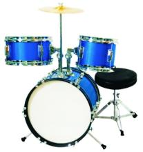 Bateria Junior Drum 3Piezas  Set
