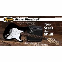 Se Special With Squier Sp10 Amp Black 120V