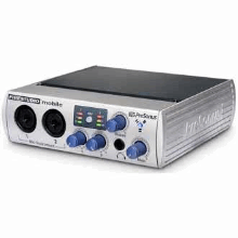 Interfase Audio | Firestudio Mobile Firewire