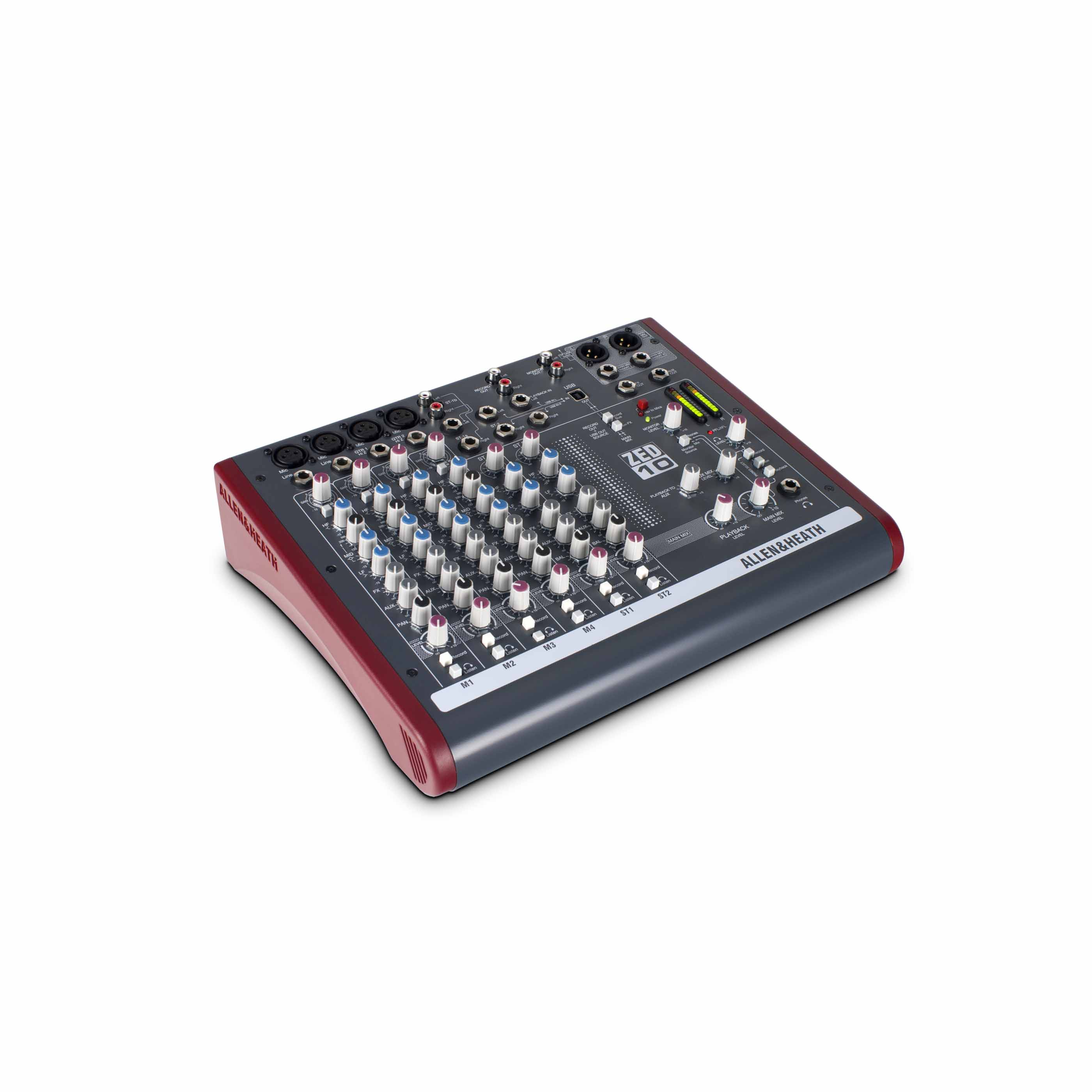 NEW Allen /& Heath Zed 10 mixing console with USB