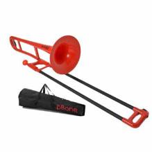 Trombone Pbone Color Rojo