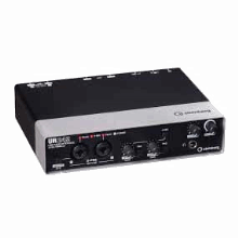 Interface De Audio Usb 2In X2Out @192Khz Con Dsp Y Fx