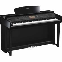 Piano Clavinova Cvp  Intermedio Negro Brillante
