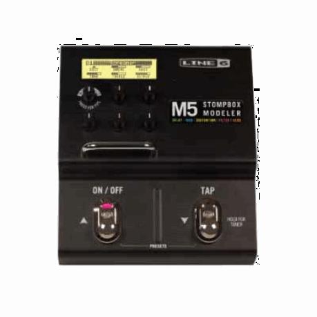 line 6 m5 stompbox modeler manual