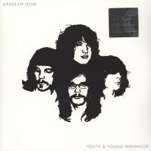 Vinyl  Kings Of Leon  Youth And Young Manhood