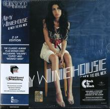 Vinyl  Back To Black  Amy Winehouse