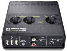 Usb Novation Audio Hub 2X4 Mod Novhub01