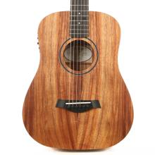 Modelo Taylor BTE-KOA Dreadnought Acousticelectric Guitar Natural
