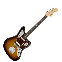 American Original '60s Jaguar, Rosewood Fingerboard, 3-Color Sunburst