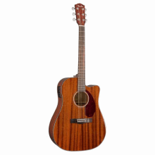 CD-140SCE Mahogany with Case, Natural