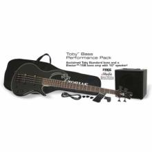 Toby Bass Performance Pack - Ebony