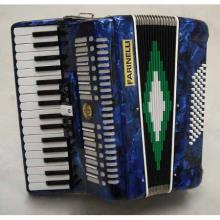 Acordeon Teclas Azul 3460 5 Registros