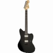 Jim Root Jazzmaster Ebony Fingerboard Flat Black