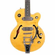 Modelo WILDKAT with Bigsby Tremolo Antique Natural