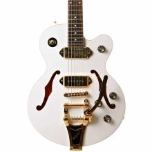 Modelo WILDKAT White Royale with Bigsby Tremolo Pearl White