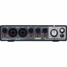 Interface de audio 2 canales in/4 canales out para PC/Mac/iOS 24-bit/192kHz