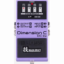 Pedal Compacto Dimension C Waza Craft