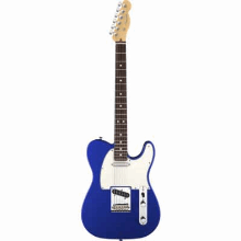 American Standard Telecaster Rosewood Fingerboard Mystic Blue