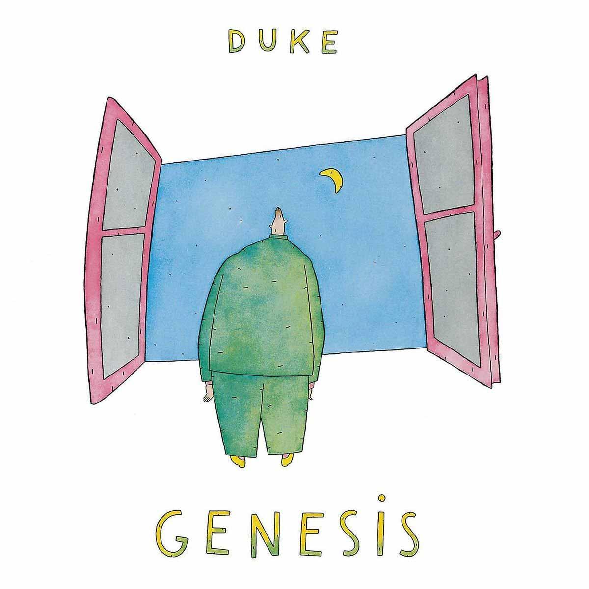 Vinyl Universal Genesis – Duke 602567489788