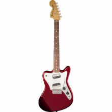 Pawn Shop Supersonic Rosewood Fingerboard Apple Red Flake