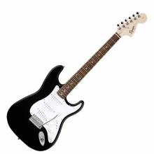 Affinity Series Stratocaster Rosewood Fingerboard Black