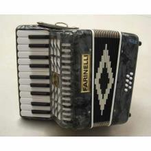 Acordeon Teclas Junior Gris 228