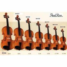 Violin Estudiante 18 Natural C Estuche