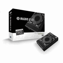 Interfaz Audio Native Audio 2 Dj(18788)