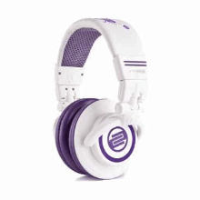 Audifonos  Rhp10 Purple Milk Mod 223885