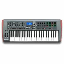 Teclado Controlador Novation Impulse 49 Mod Novimp49