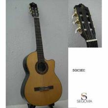 Guitarra Clasica Eacustica Natural C Resaque