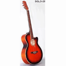 Guitarra Acustica Texana  Cresaque