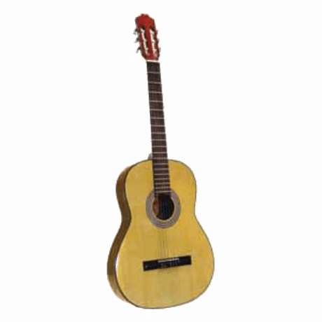 Guitarra la sevillana clasica o 4 color natural 2 994 for Guitarras la clasica