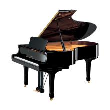 Piano De Cola 200 Cm (Negro Brillante) Con Banco